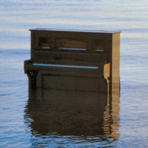 Piano Wasser